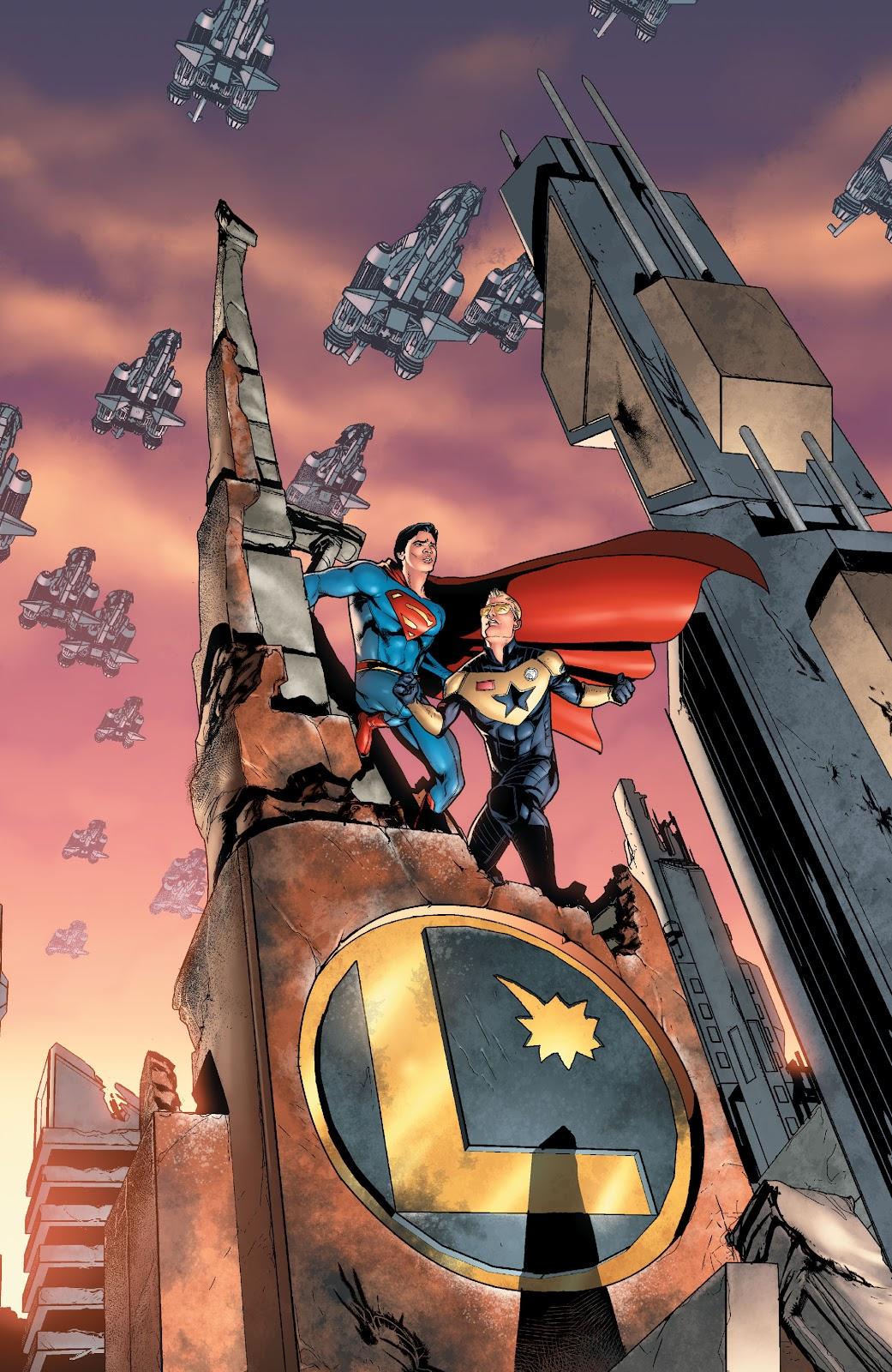 Read online Smallville Season 11 [II] comic -  Issue # TPB 4 - 5