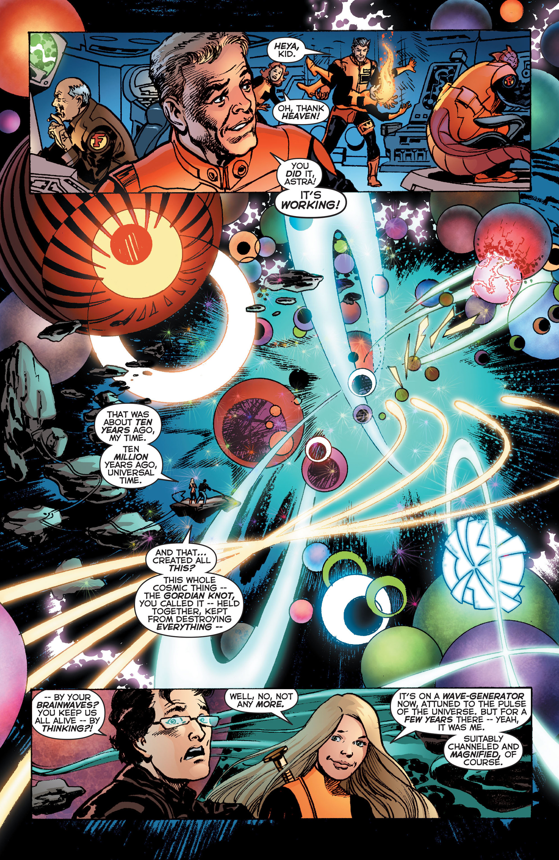Read online Astro City: Astra Special comic -  Issue #2 - 5
