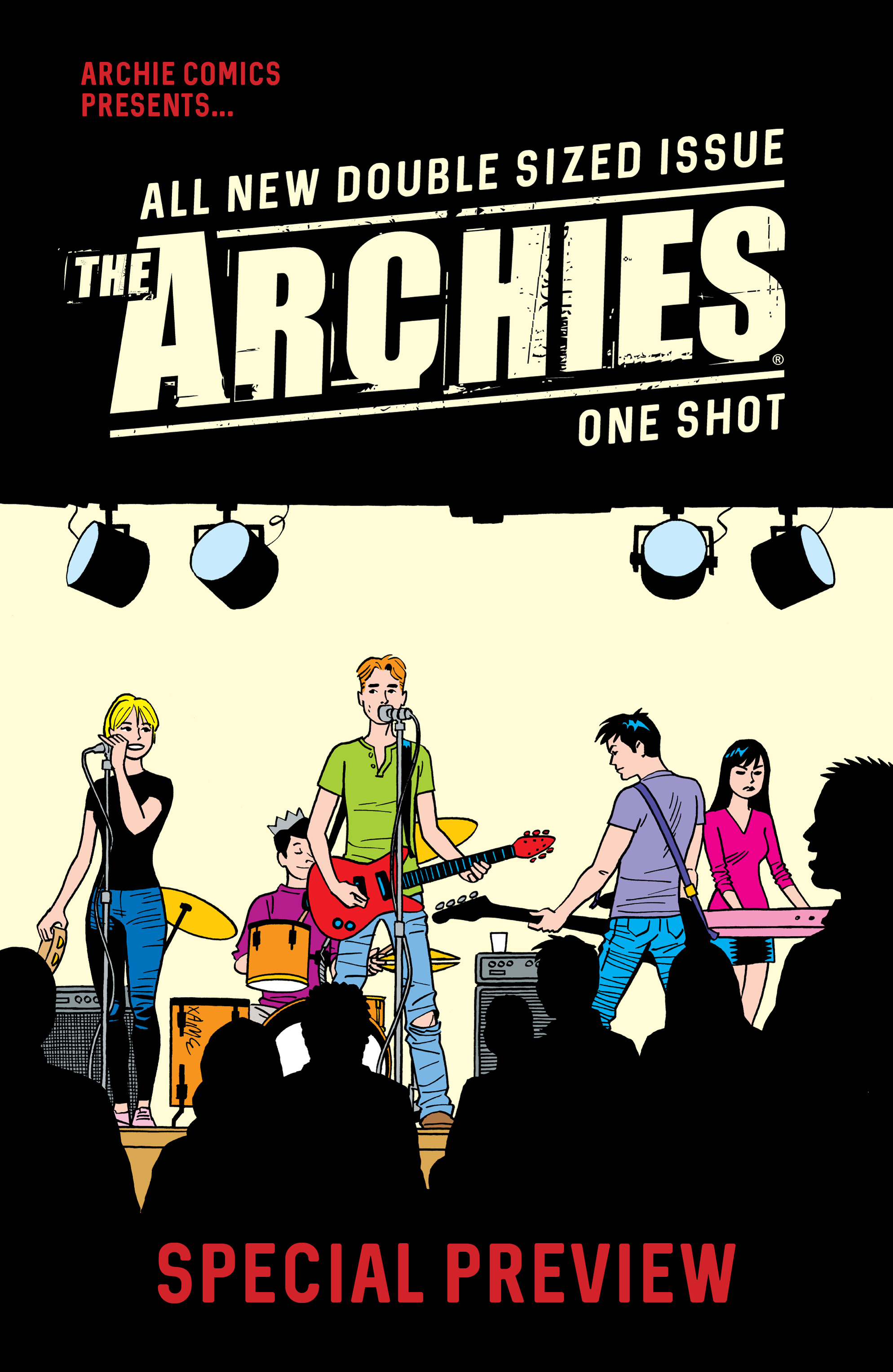 Read online Archie (2015) comic -  Issue #20 - 24