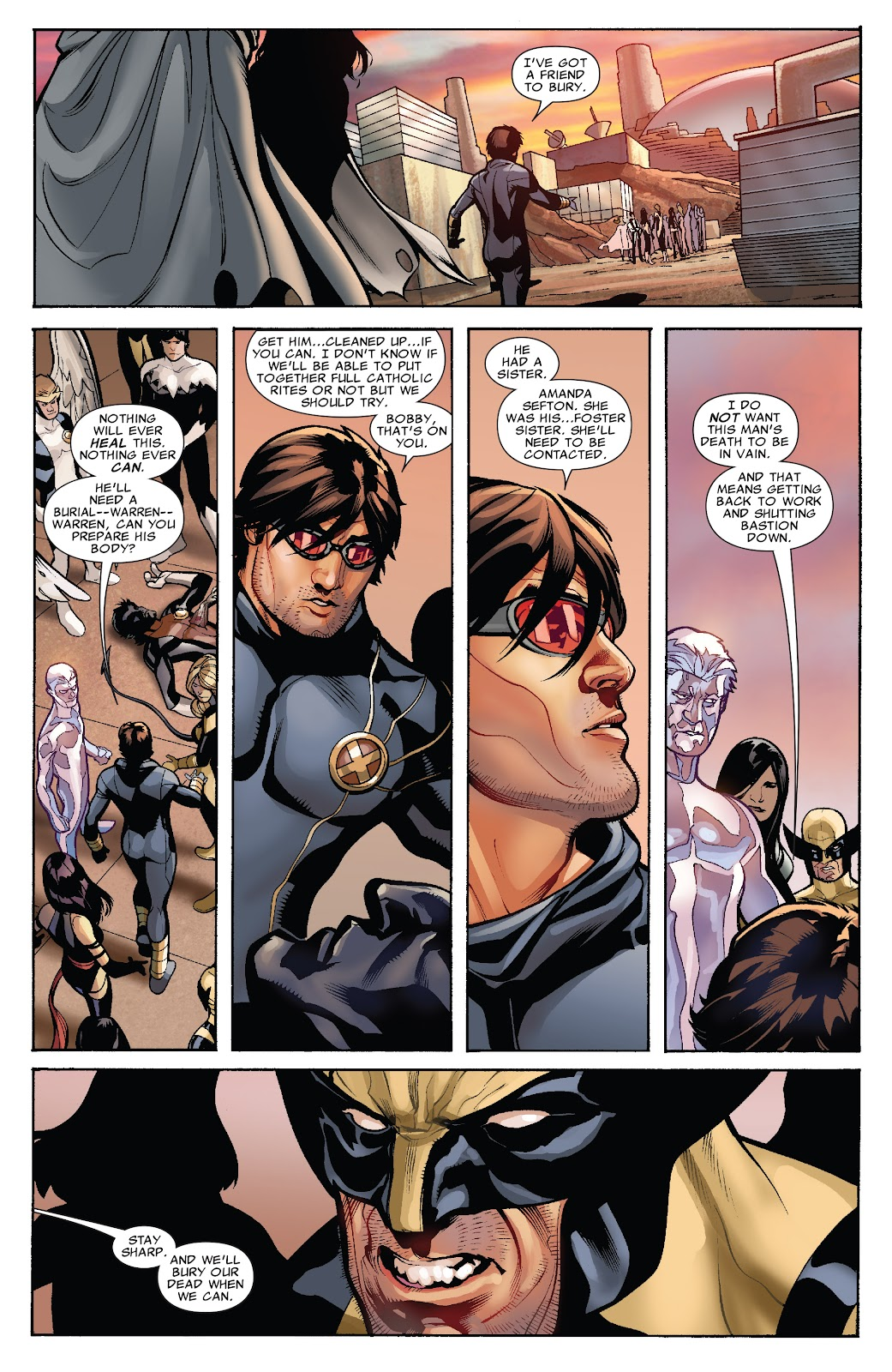 Read online X-Men: Second Coming comic -  Issue # _TPB (Part 2) - 45