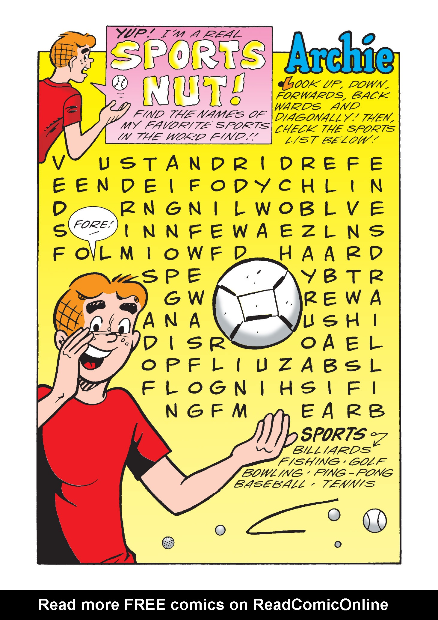Read online Archie's Funhouse Double Digest comic -  Issue #9 - 124