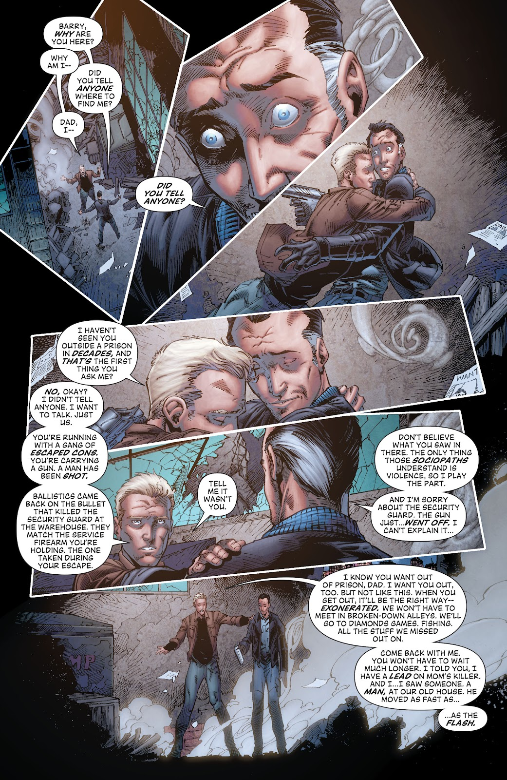 Read online The Flash (2011) comic -  Issue # _TPB 8 (Part 2) - 3