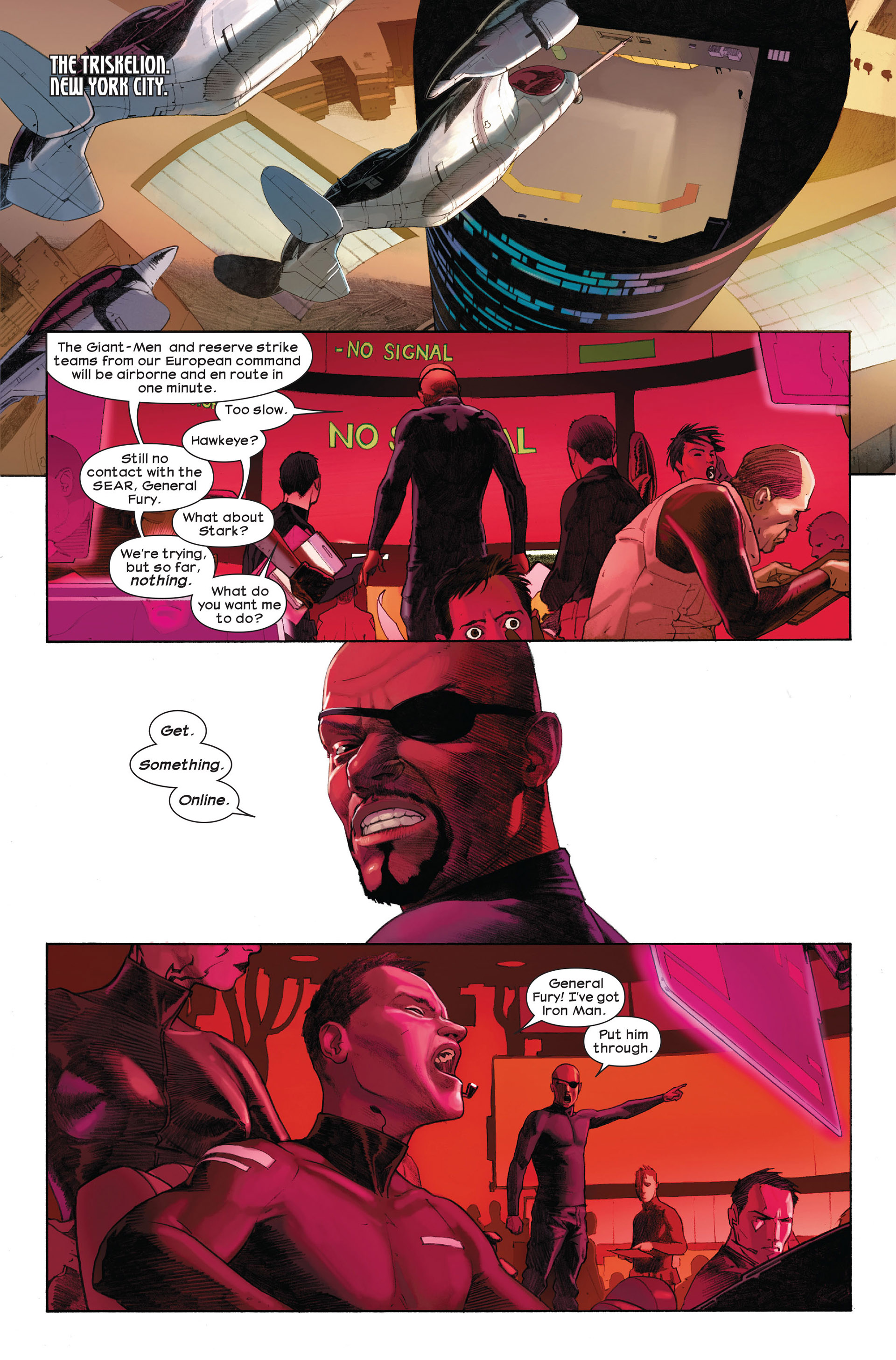Read online Ultimate Comics Ultimates comic -  Issue #2 - 13