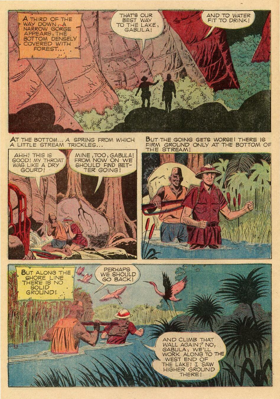 Tarzan (1962) issue 194 - Page 10