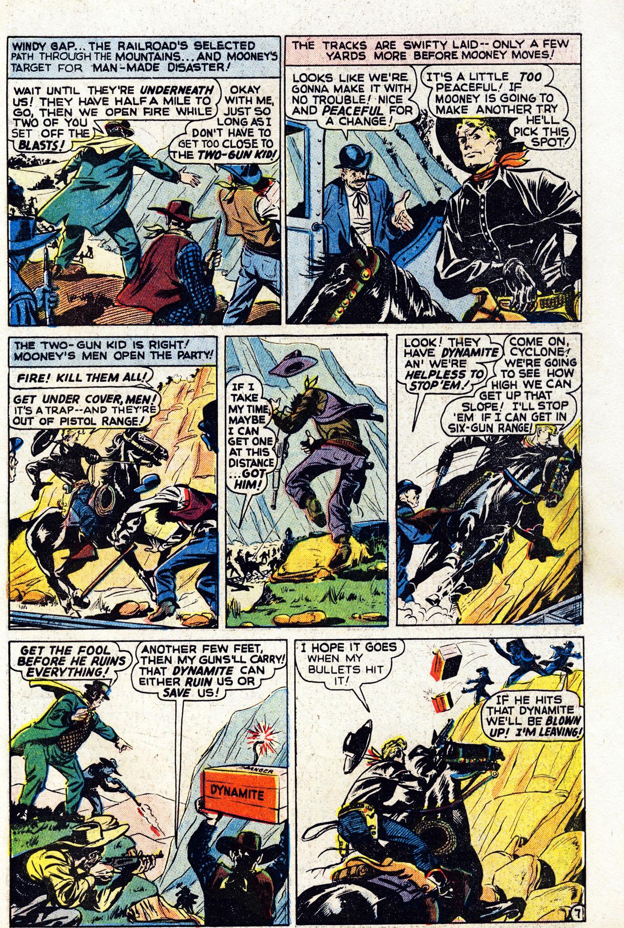 Read online Two-Gun Kid comic -  Issue #7 - 31