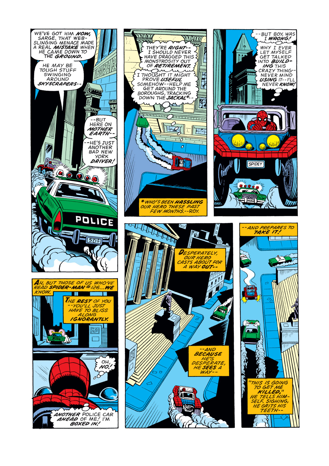 The Amazing Spider-Man (1963) 141 Page 2