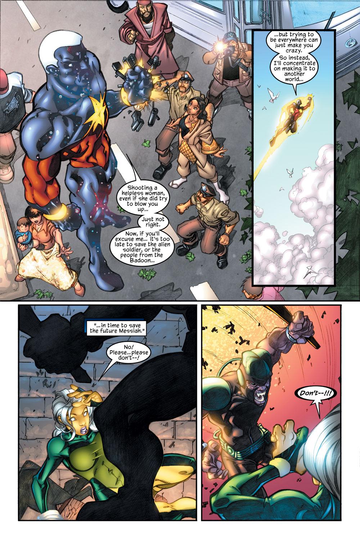 Captain Marvel (2002) Issue #6 #6 - English 18