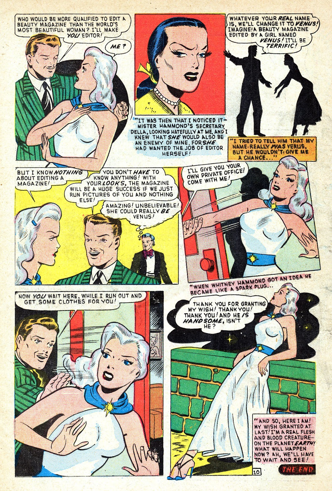 Venus (1948) issue 1 - Page 12