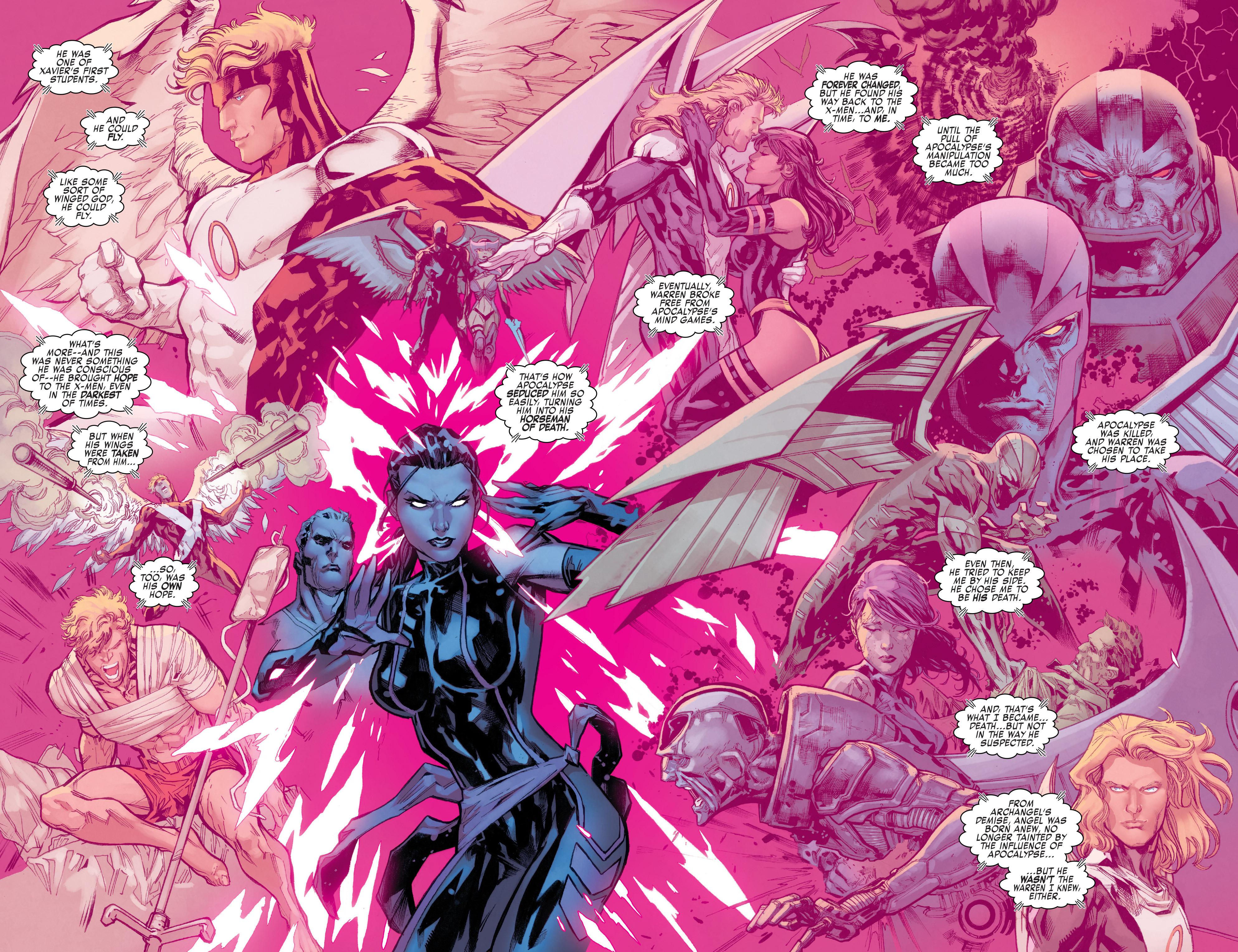 Read online Uncanny X-Men (2016) comic -  Issue #6 - 9