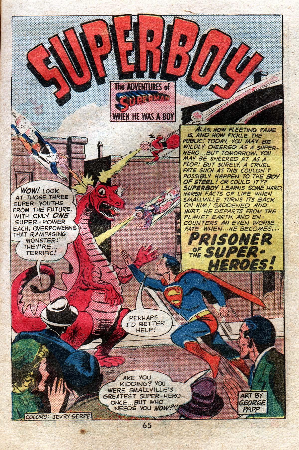 Read online Adventure Comics (1938) comic -  Issue #491 - 64