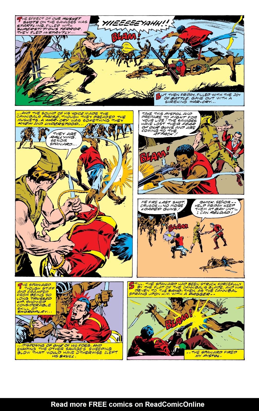 Marvel Classics Comics Series Featuring issue 19 - Page 39