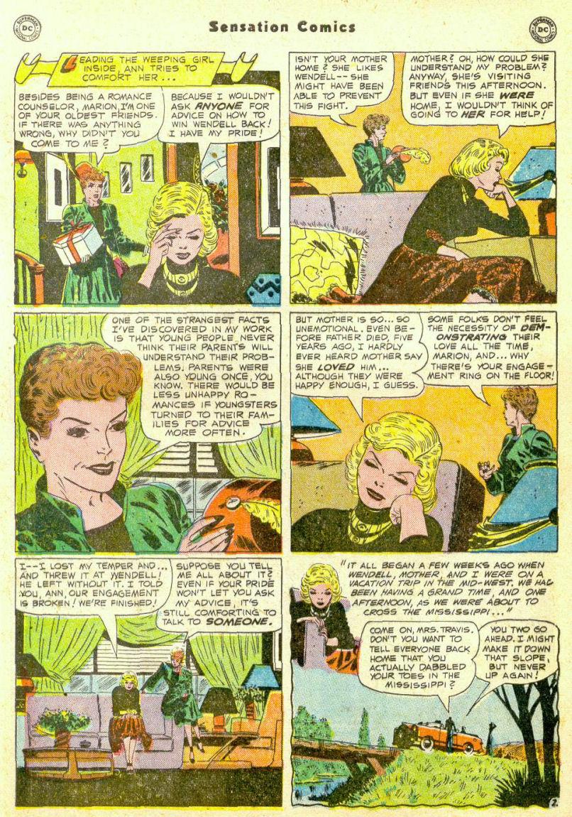 Read online Sensation (Mystery) Comics comic -  Issue #98 - 40