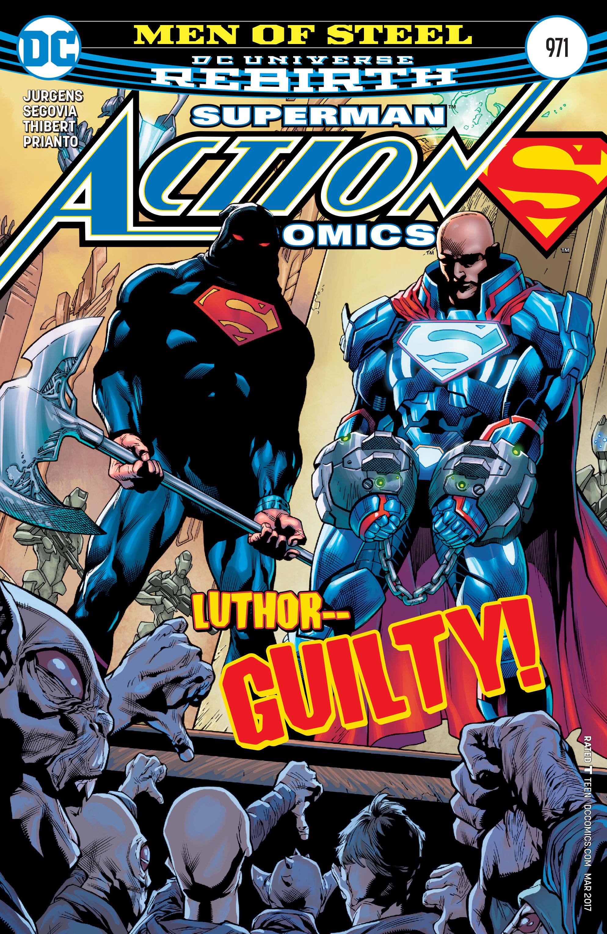 Action Comics (2016) 971 Page 1