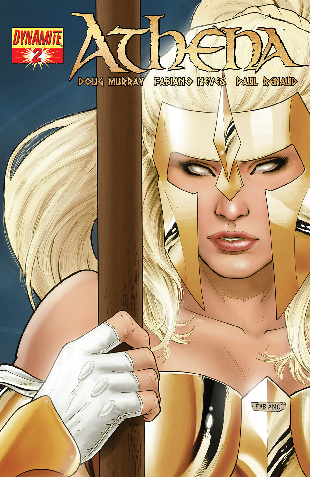 Read online Athena comic -  Issue #2 - 2