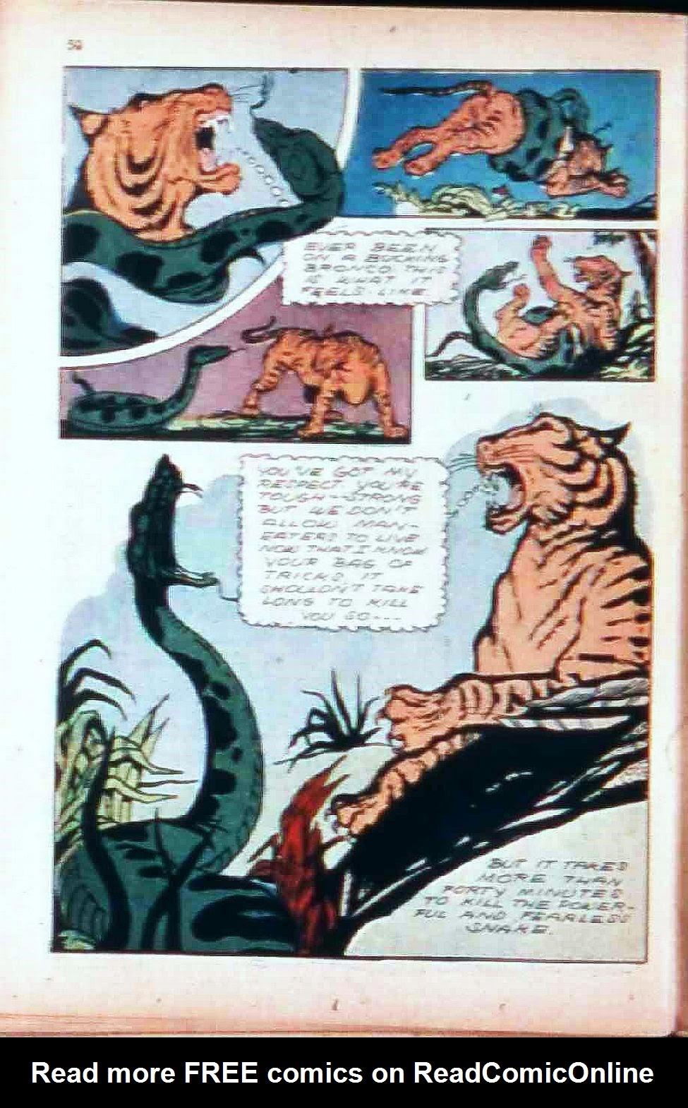 Read online Super-Magician Comics comic -  Issue #17 - 49