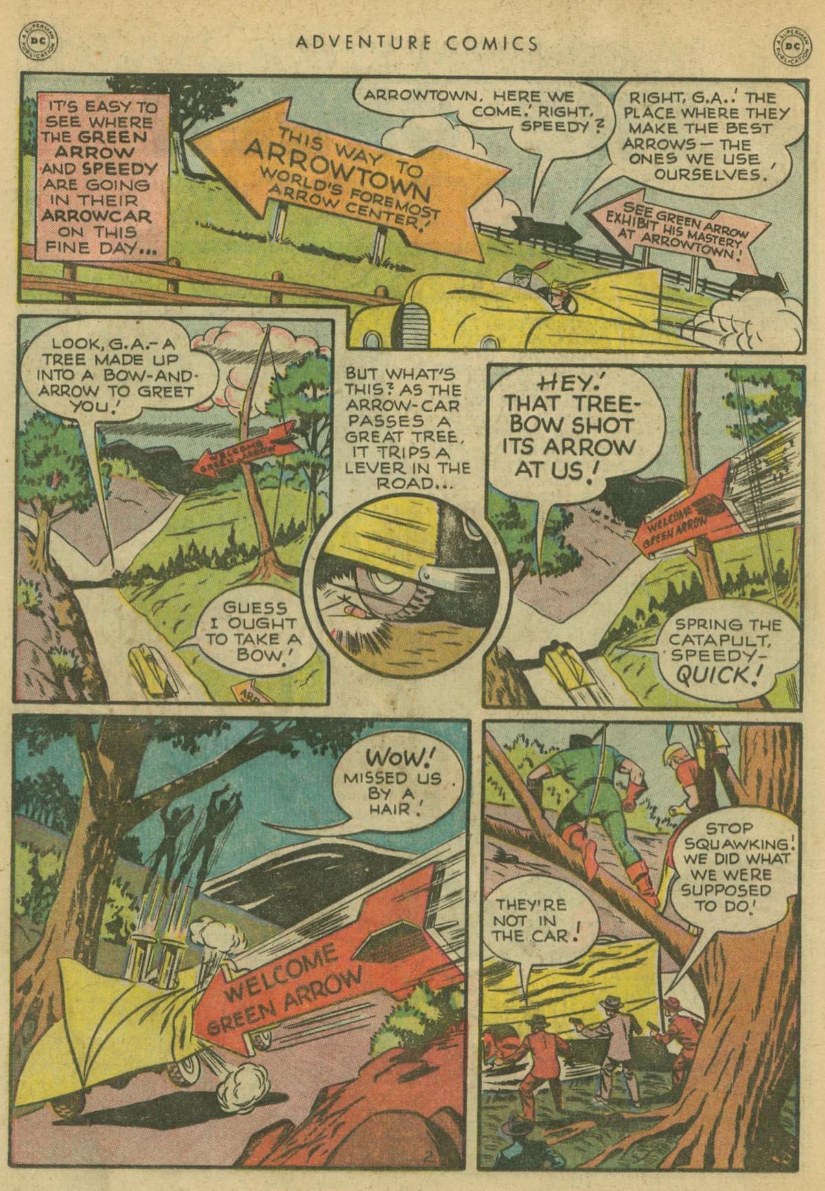 Read online Adventure Comics (1938) comic -  Issue #130 - 25
