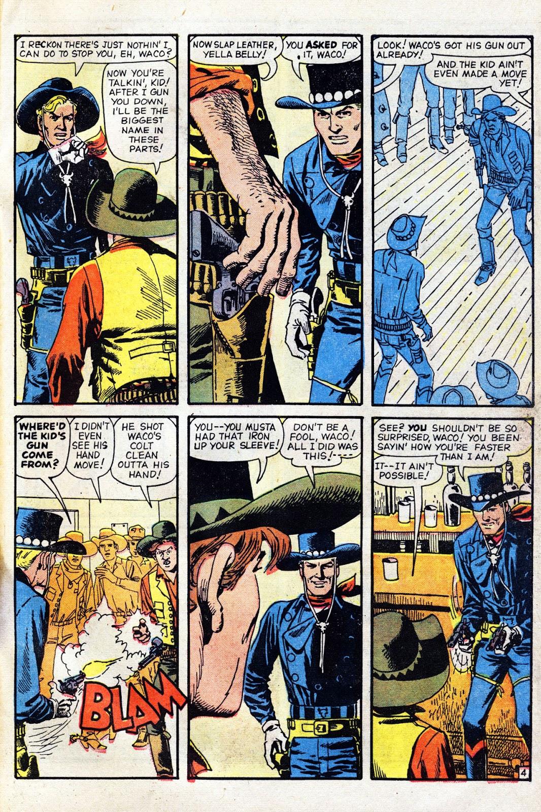 Gunsmoke Western issue 60 - Page 31