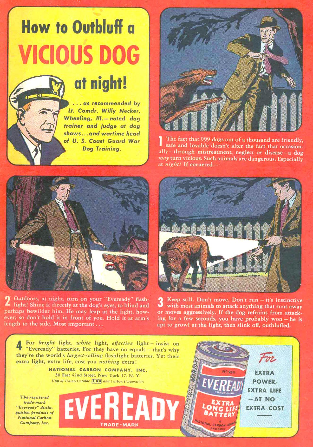 Read online Sensation (Mystery) Comics comic -  Issue #61 - 52