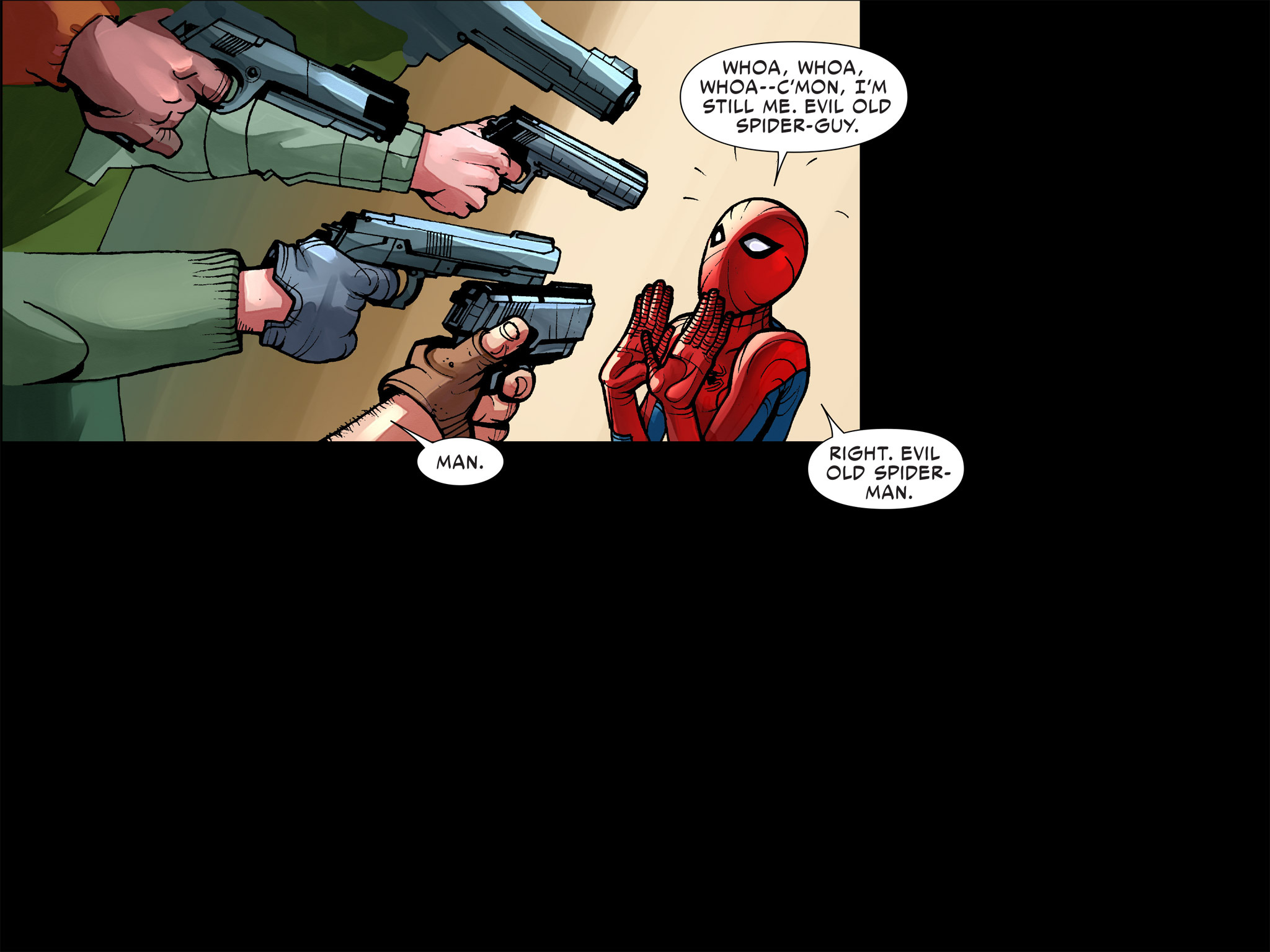 Read online Amazing Spider-Man: Who Am I? comic -  Issue # Full (Part 1) - 49