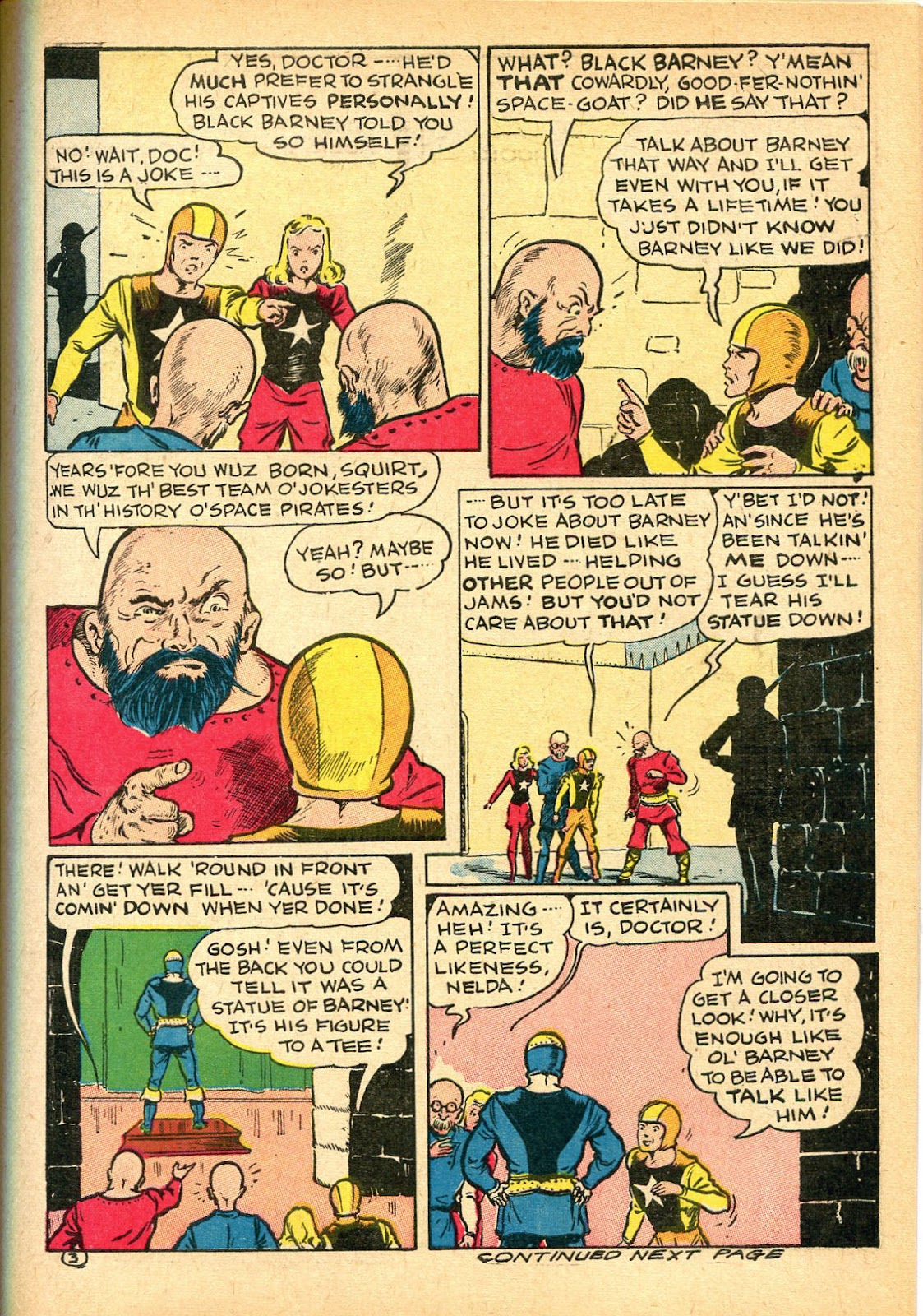 Read online Famous Funnies comic -  Issue #108 - 5