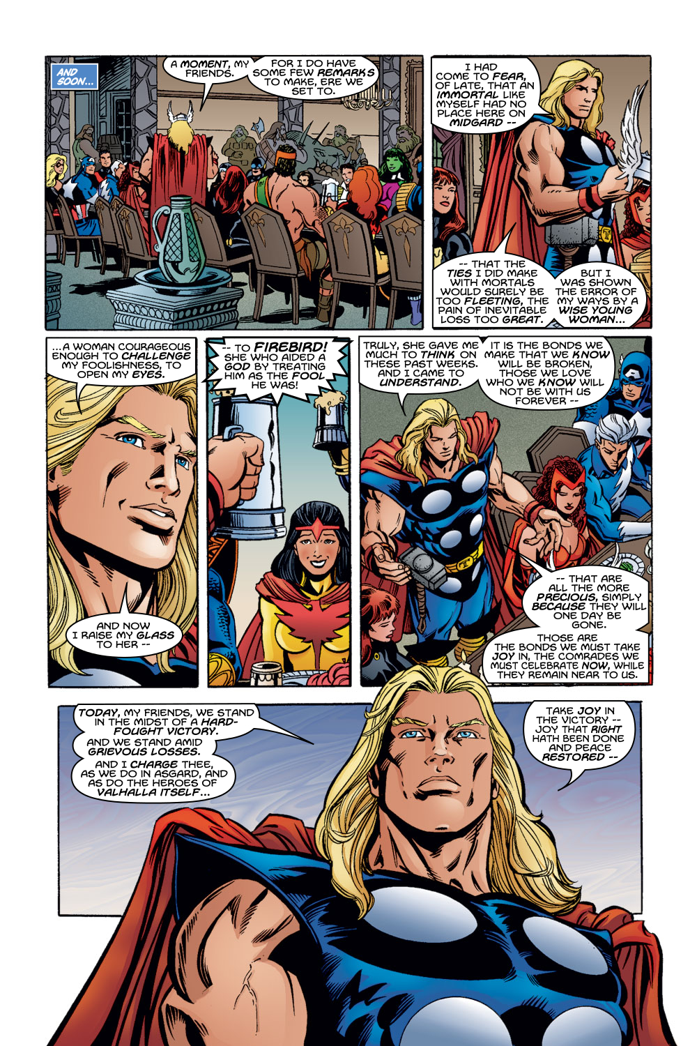 Read online Avengers (1998) comic -  Issue #55 - 19
