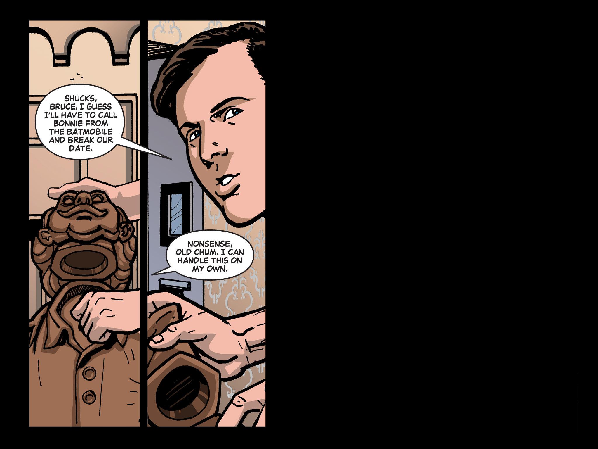 Read online Batman '66 Meets the Green Hornet [II] comic -  Issue #1 - 29