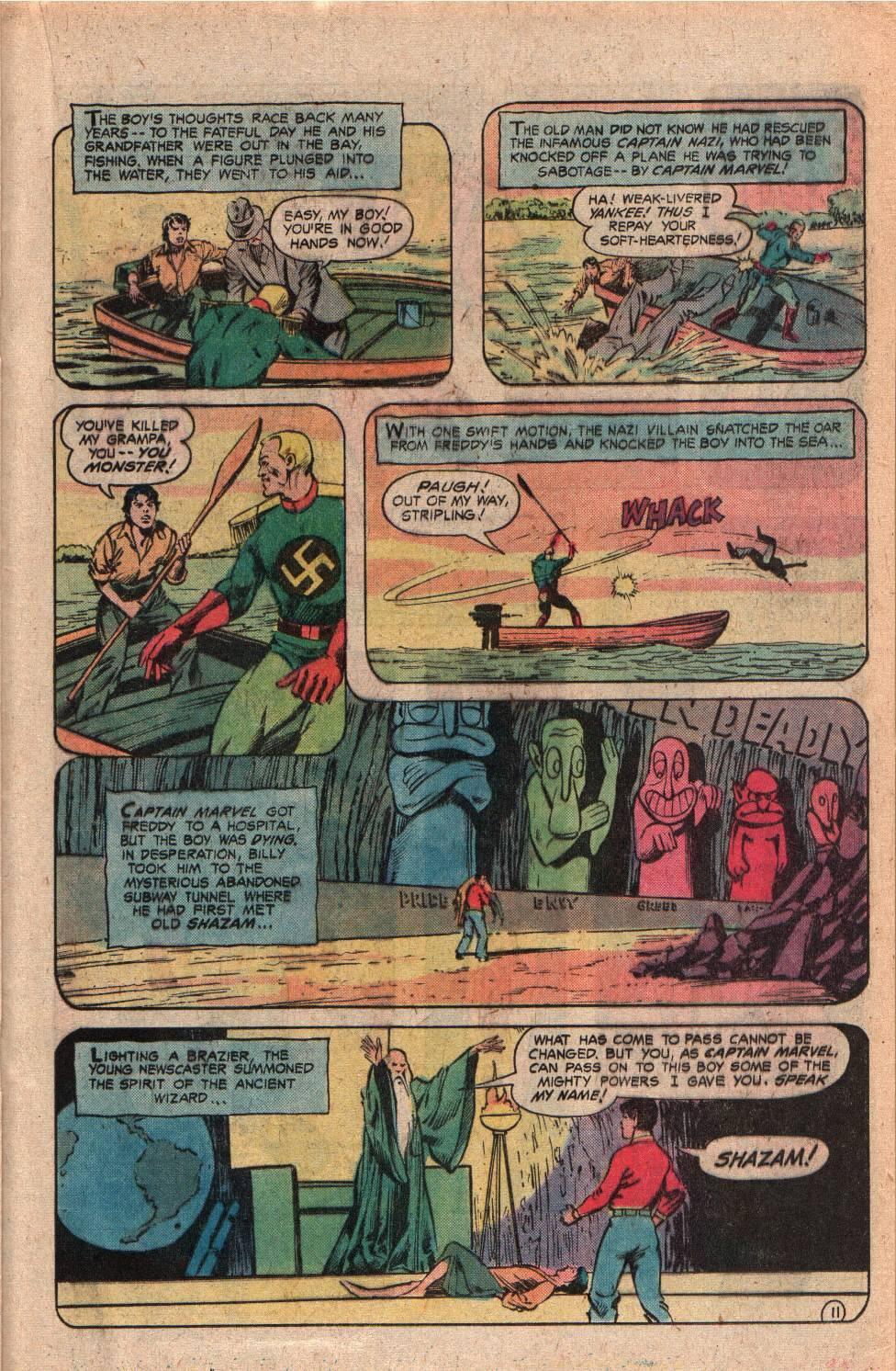 Read online Shazam! (1973) comic -  Issue #34 - 21