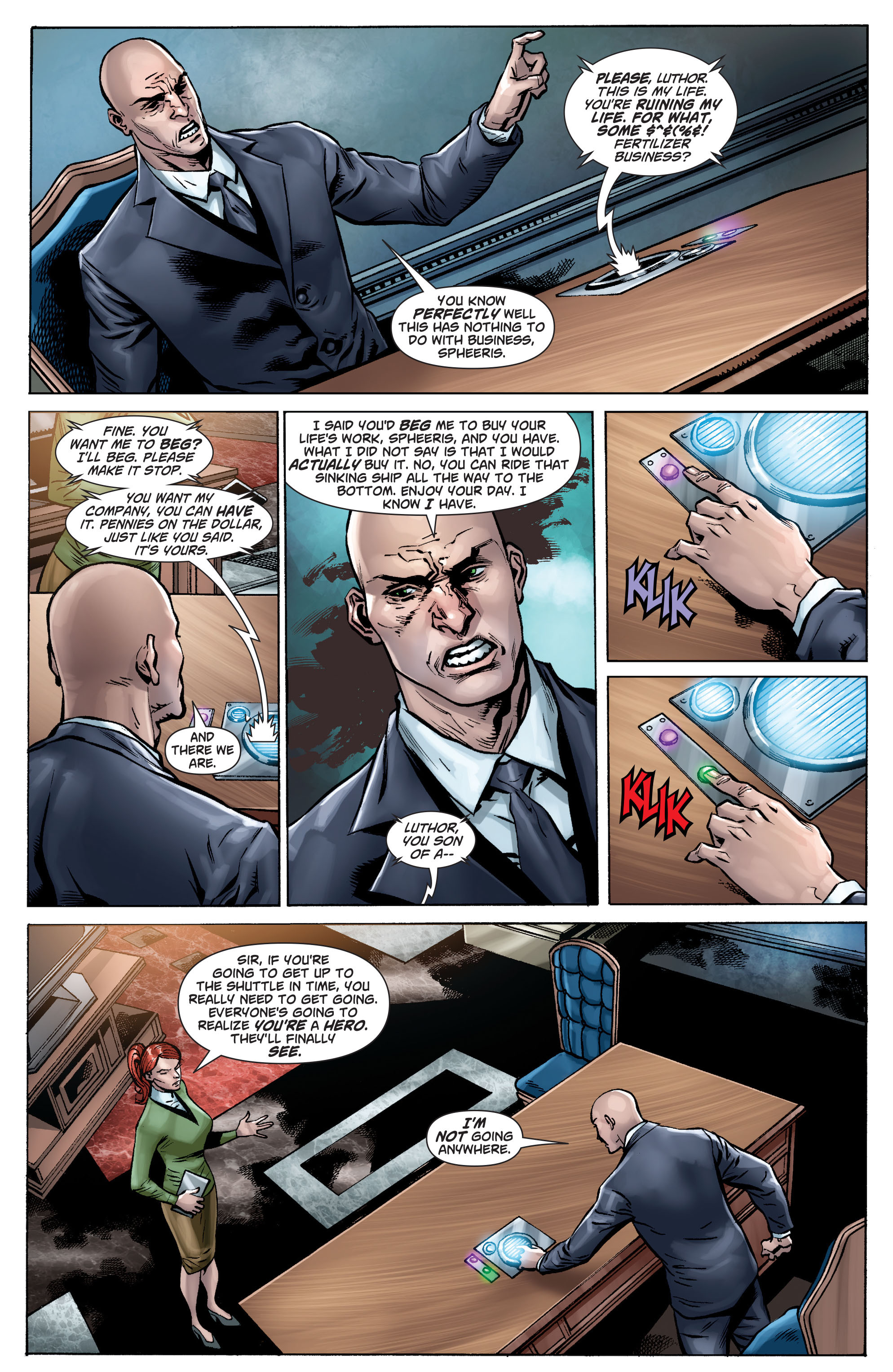 Read online Action Comics (2011) comic -  Issue #23.3 - 14