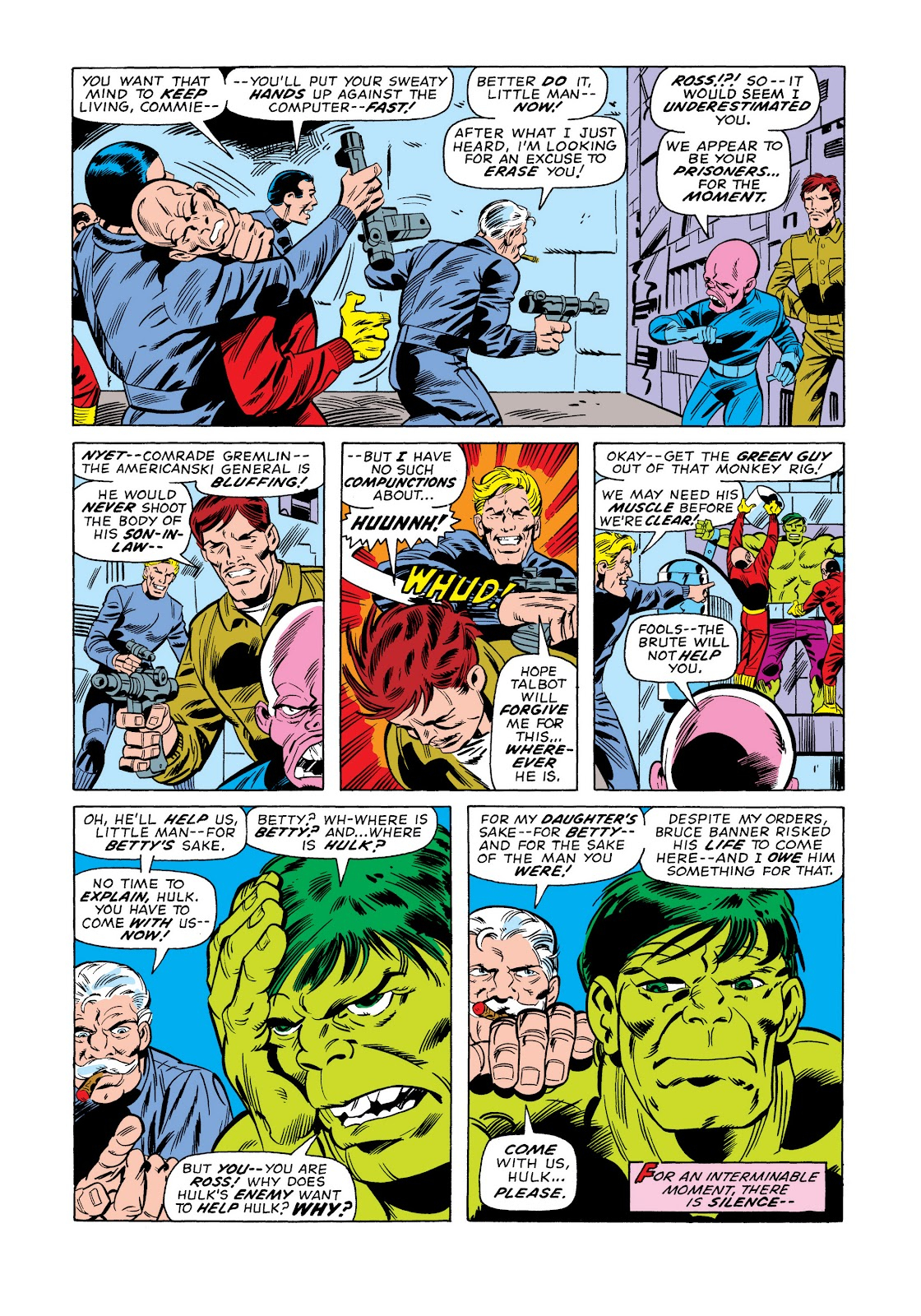 Read online Marvel Masterworks: The Incredible Hulk comic -  Issue # TPB 11 (Part 1) - 91