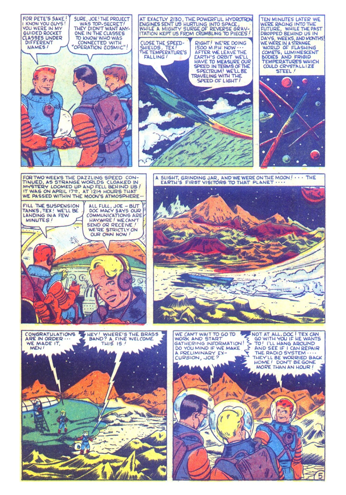 Journey Into Unknown Worlds (1950) issue 37 - Page 29