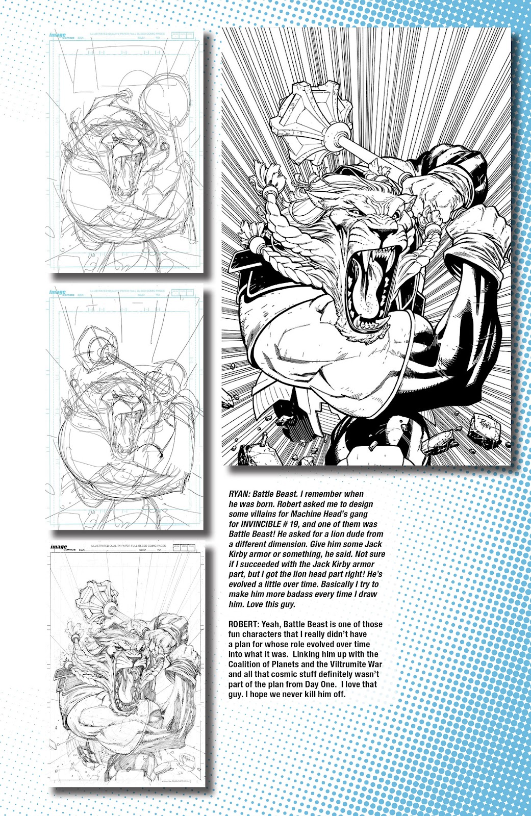 Invincible (2003) issue TPB 21 - Modern Family - Page 130