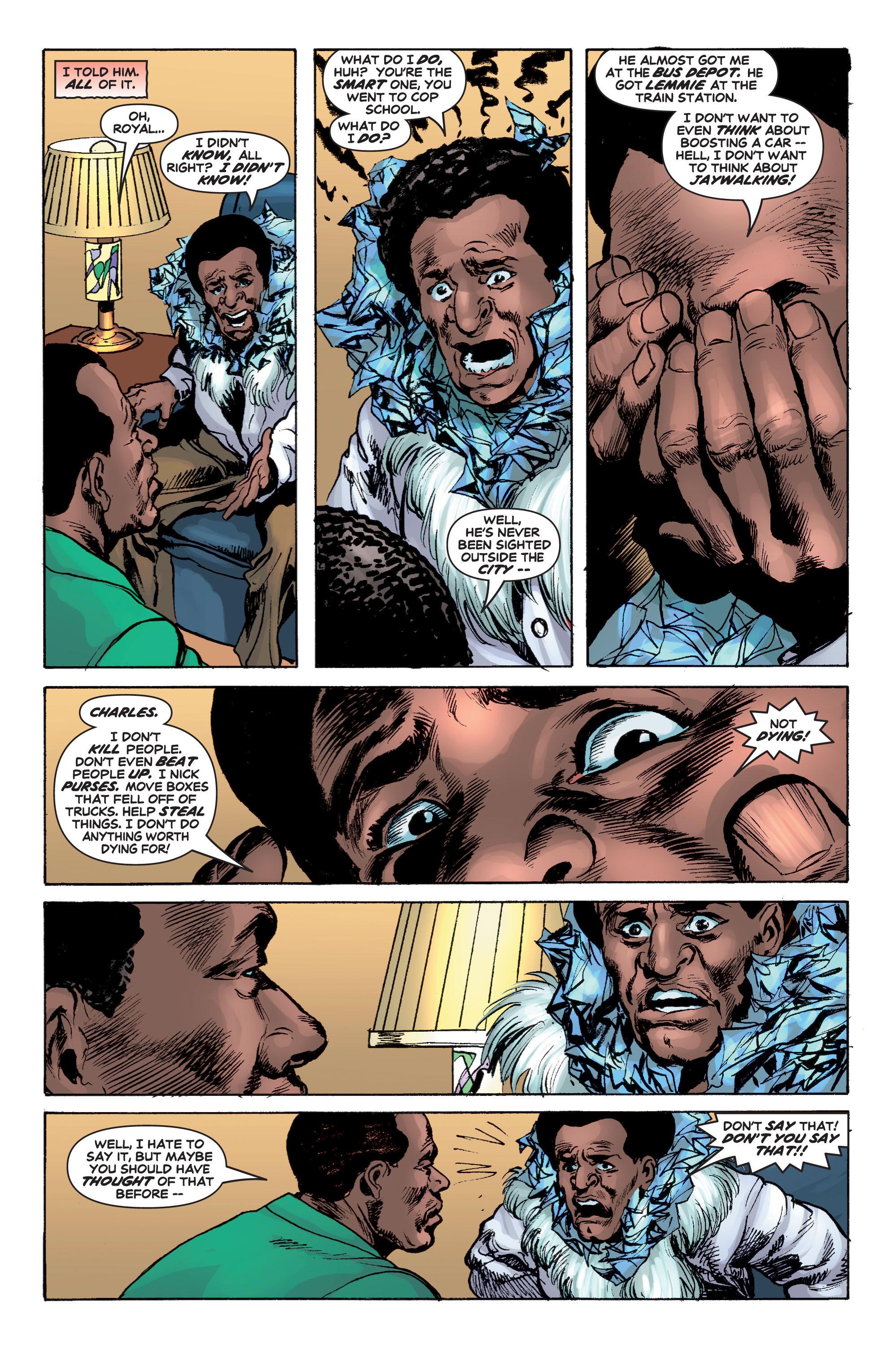 Read online Astro City: Dark Age/Book One comic -  Issue #2 - 24
