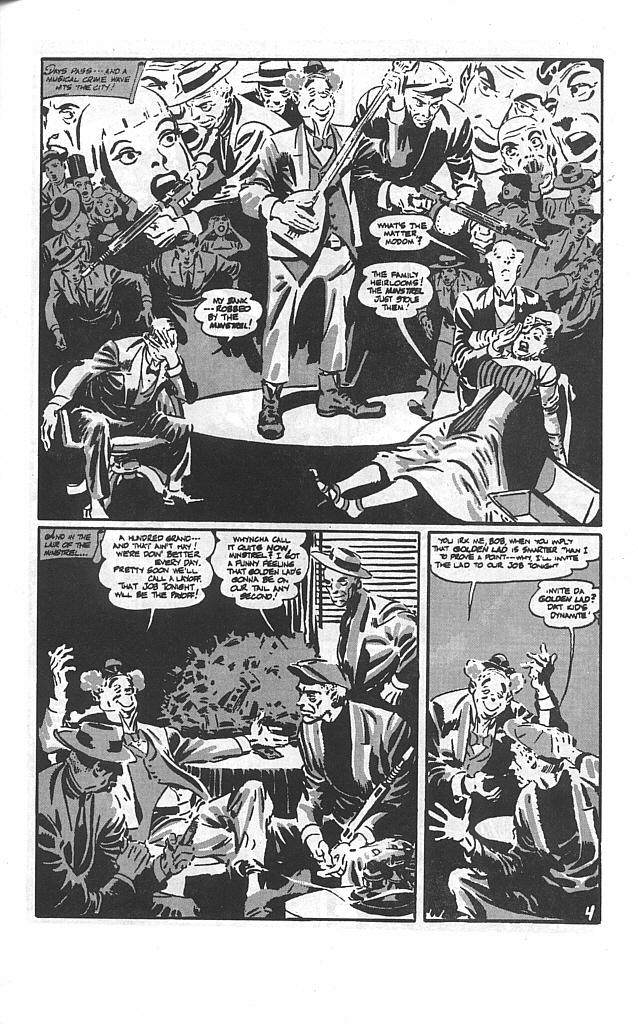 Read online Golden-Age Men of Mystery comic -  Issue #3 - 37