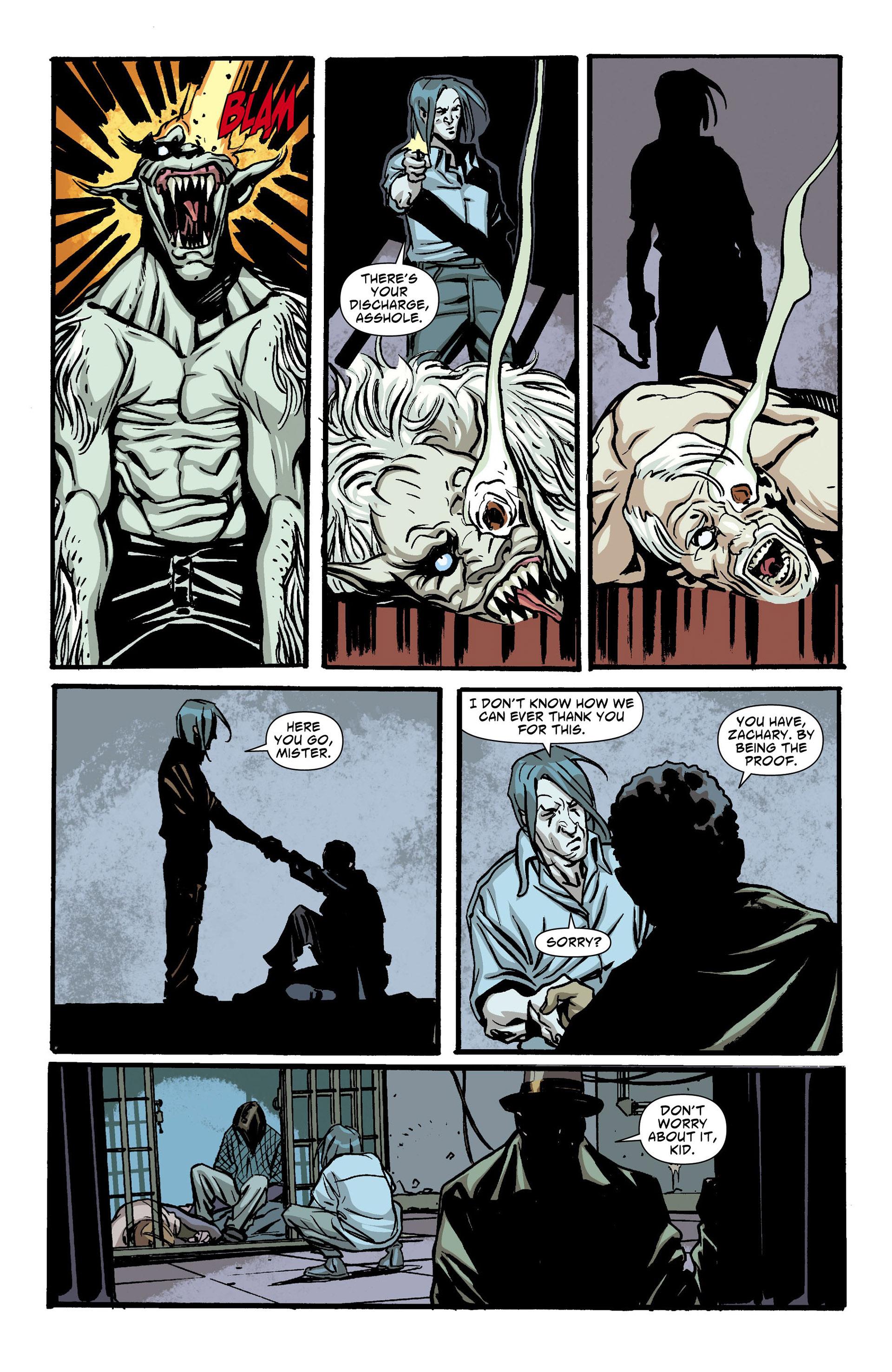 Read online American Vampire comic -  Issue #27 - 19