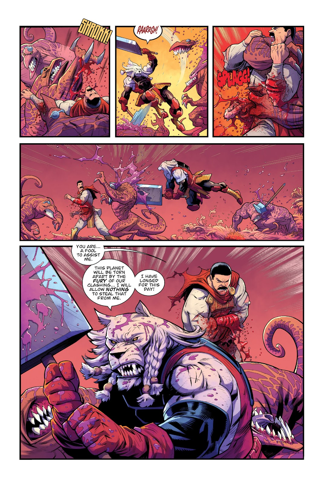 Invincible (2003) issue TPB 21 - Modern Family - Page 13