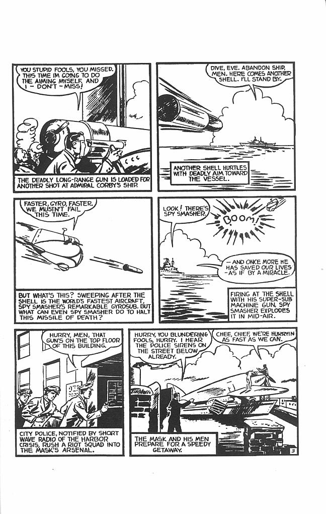 Read online Men of Mystery Comics comic -  Issue #40 - 45