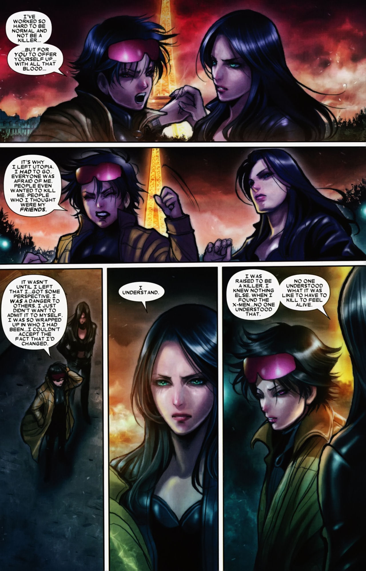 Read online X-23 (2010) comic -  Issue #11 - 6