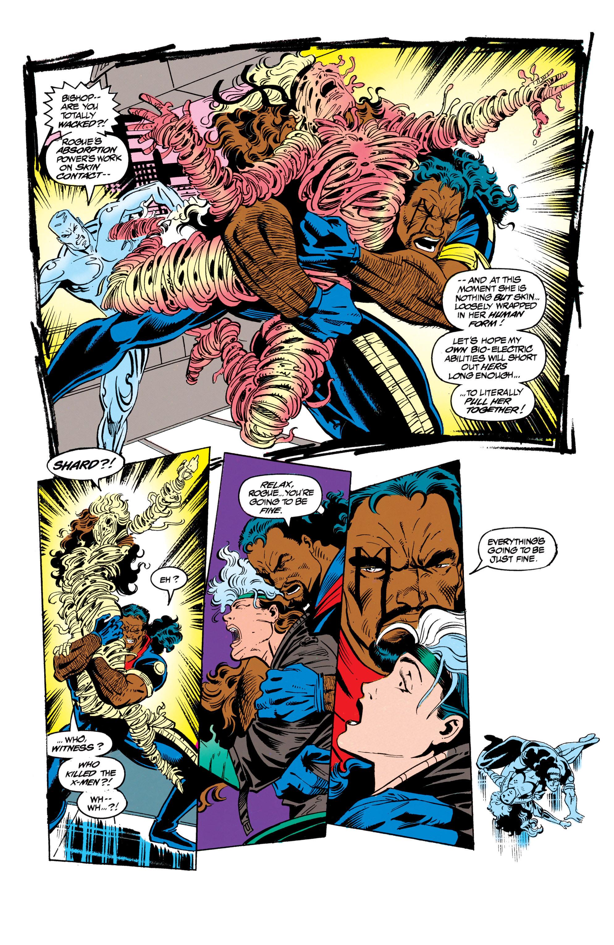 Read online Uncanny X-Men (1963) comic -  Issue #305 - 16