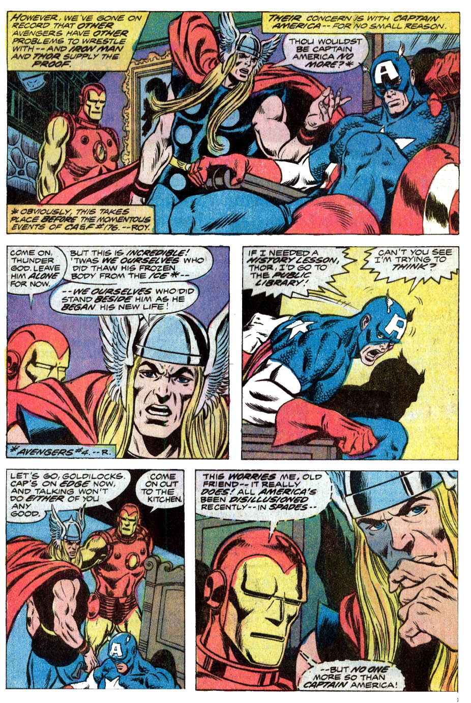 The Avengers (1963) 126 Page 4
