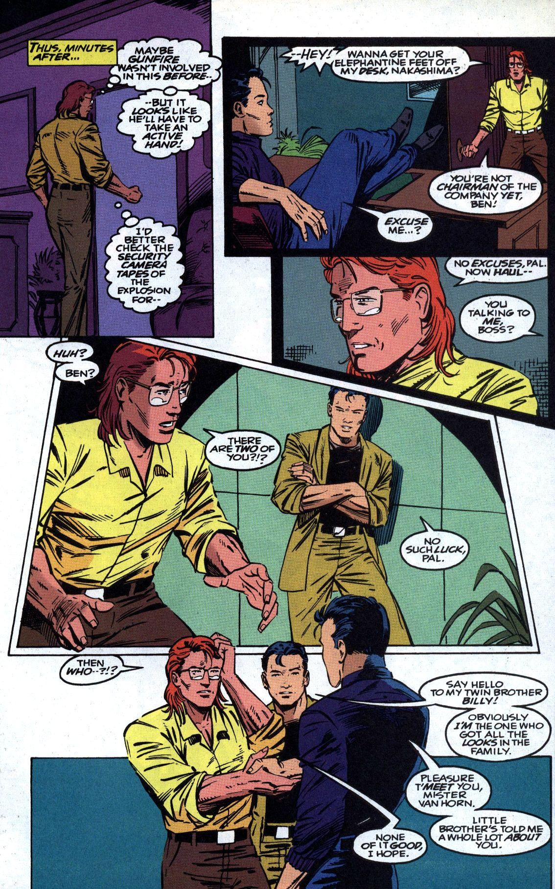 Read online Gunfire comic -  Issue #7 - 11
