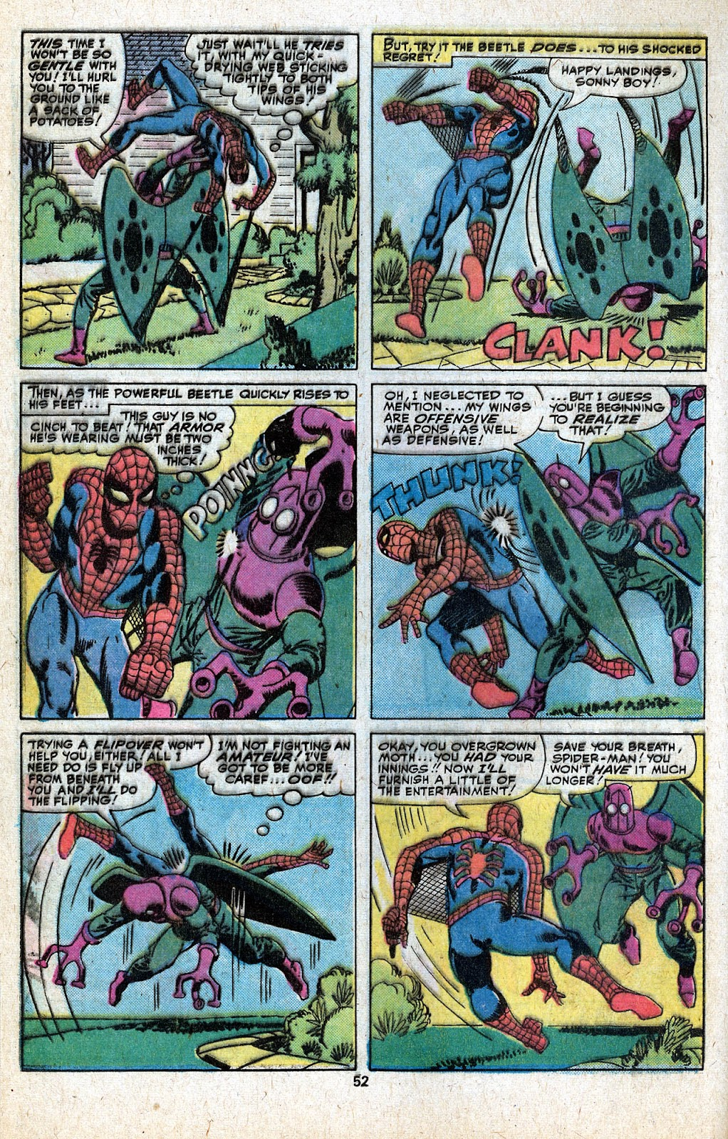 Giant-Size Spider-Man (1974) issue 5 - Page 54