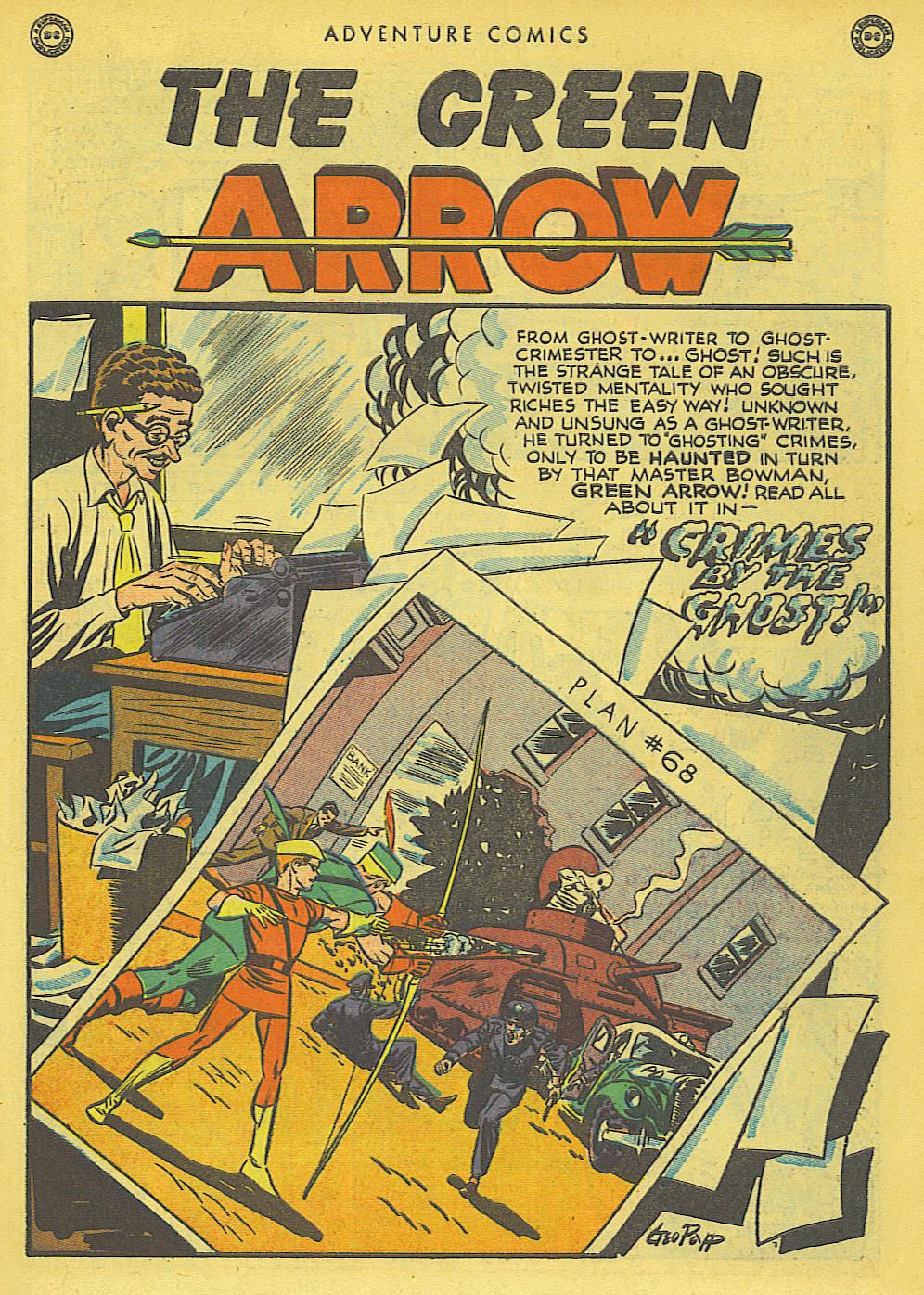 Read online Adventure Comics (1938) comic -  Issue #136 - 39