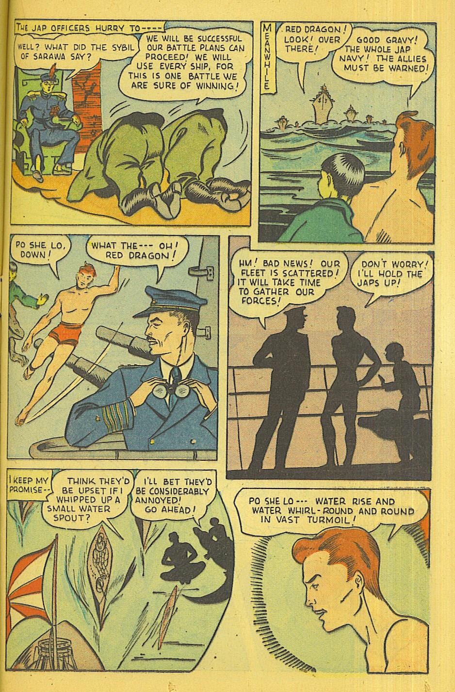 Read online Super-Magician Comics comic -  Issue #39 - 32