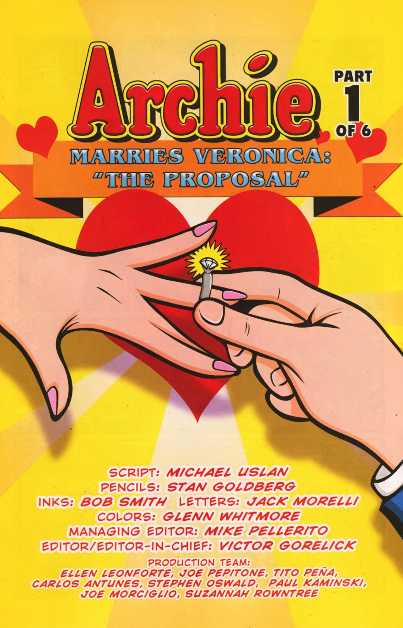 Read online Archie (1960) comic -  Issue #600 - 3