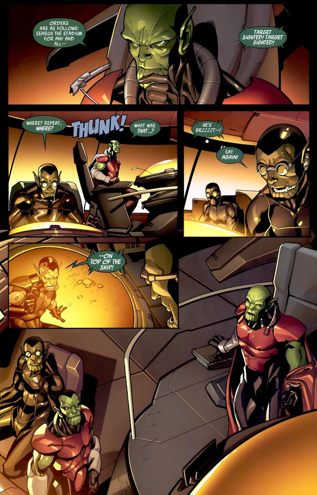 Read online Deadpool (2008) comic -  Issue #1 - 14