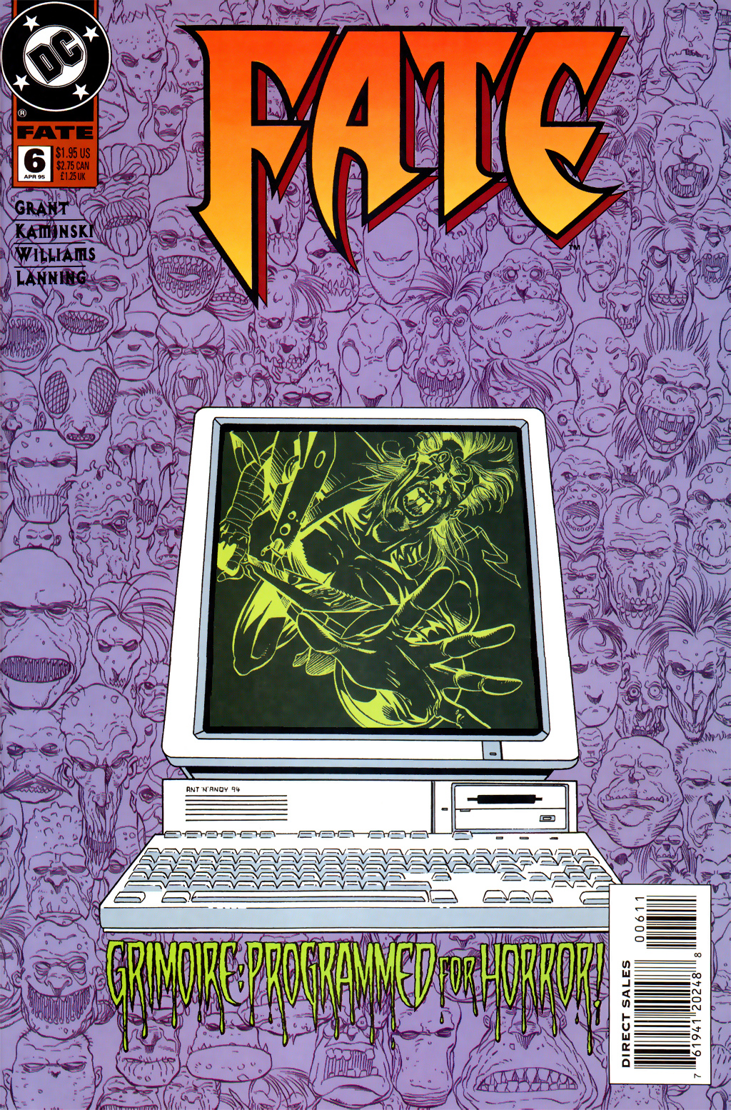 Read online Fate comic -  Issue #6 - 1