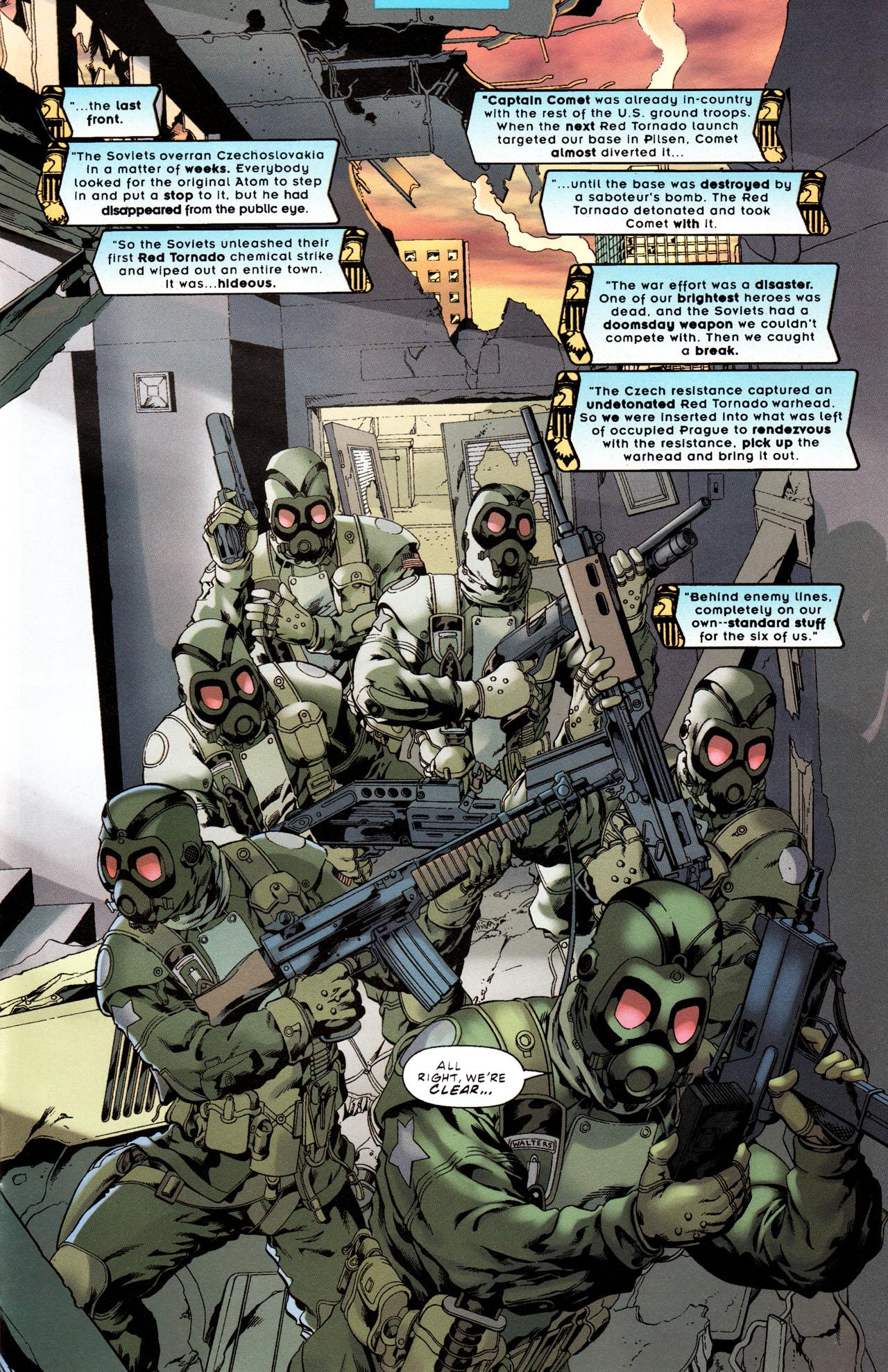 Read online Tangent Comics/ Metal Men comic -  Issue # Full - 6