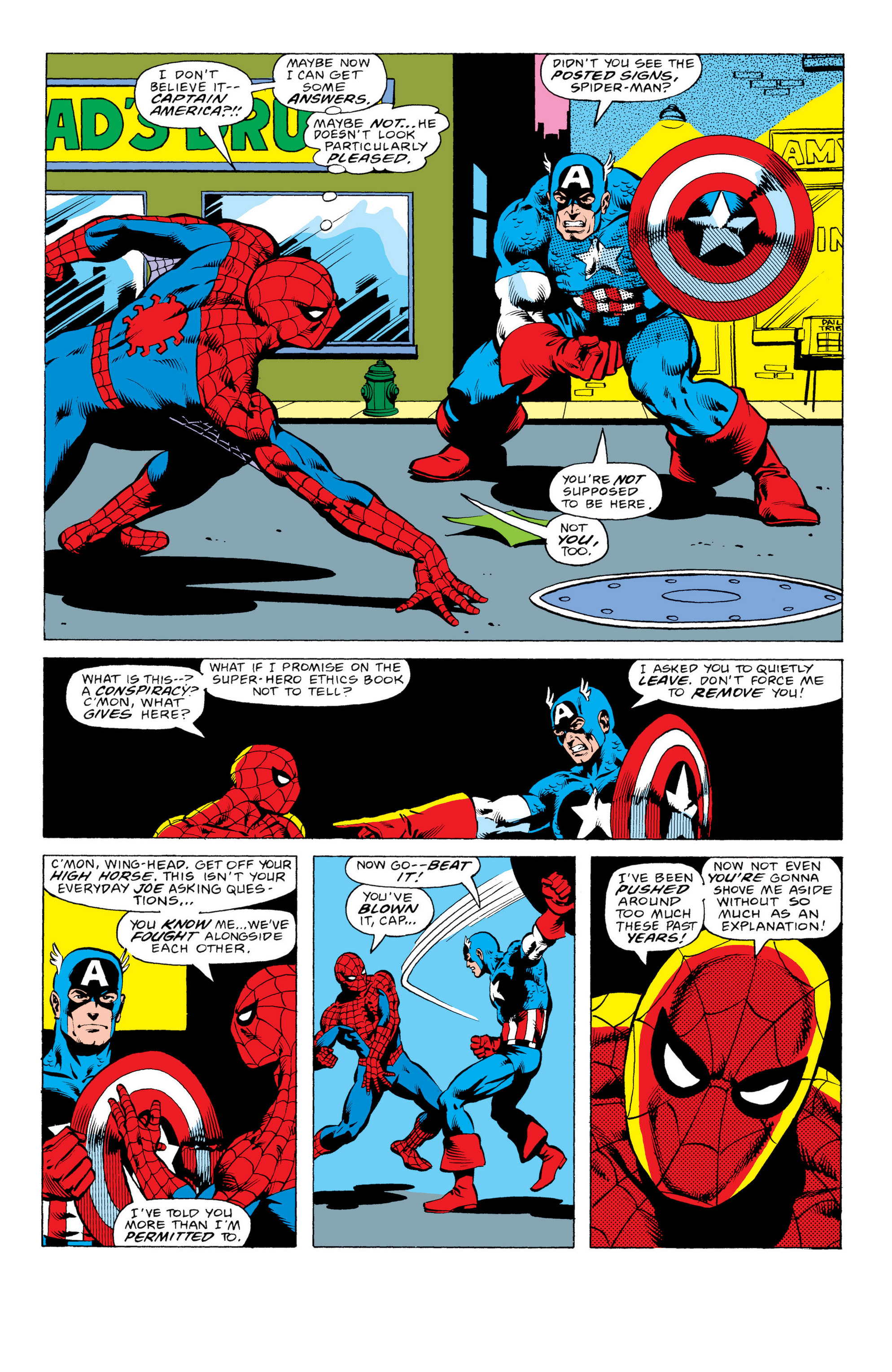 The Amazing Spider-Man (1963) 187 Page 6