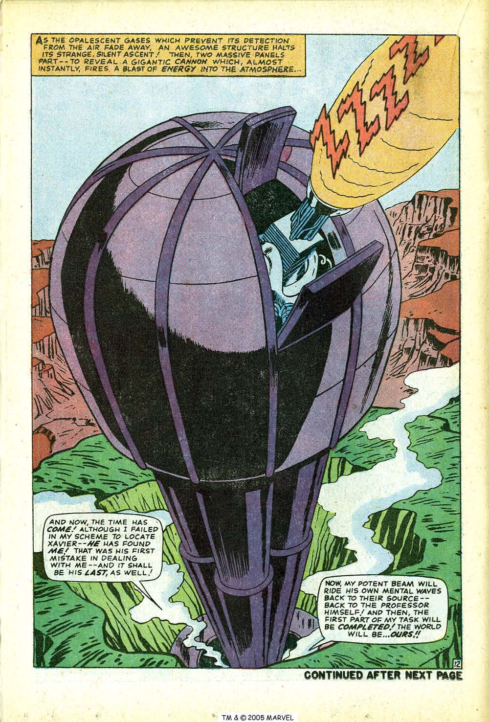Uncanny X-Men (1963) issue 71 - Page 18