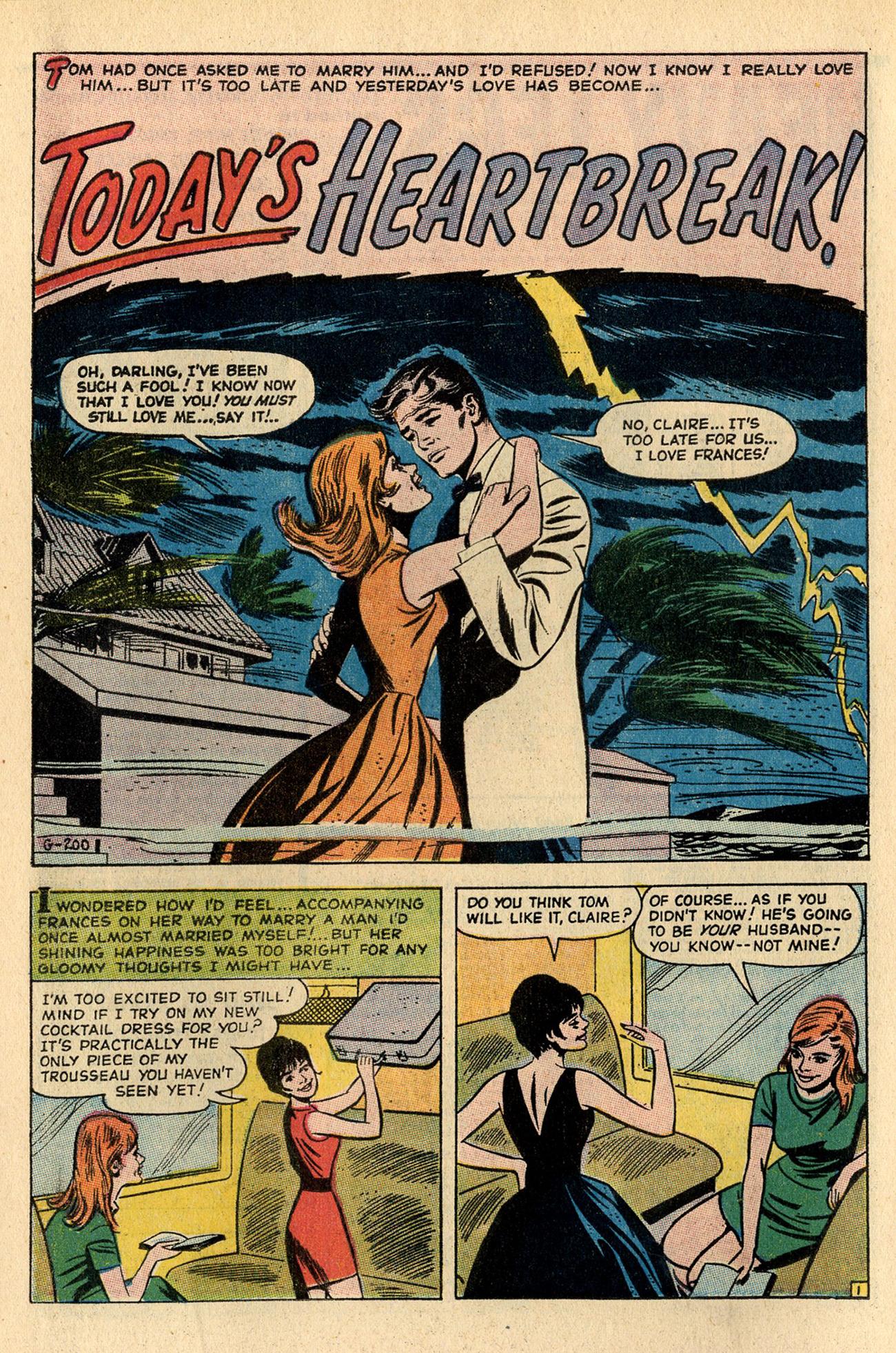 Read online Secret Hearts comic -  Issue #137 - 12